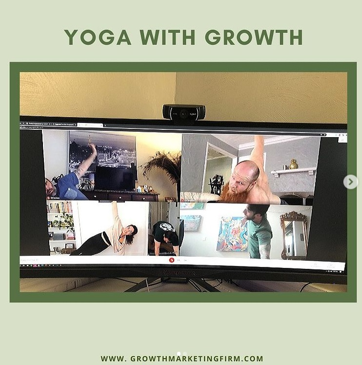 Yoga With Growth