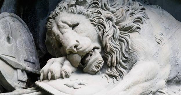 lion-monument-Lewendenkmal-Lucerne-Switzerland