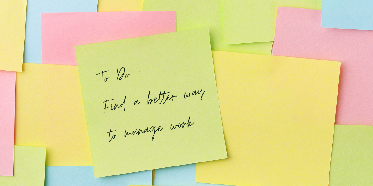 Using Project Management Tools to Work Better Together