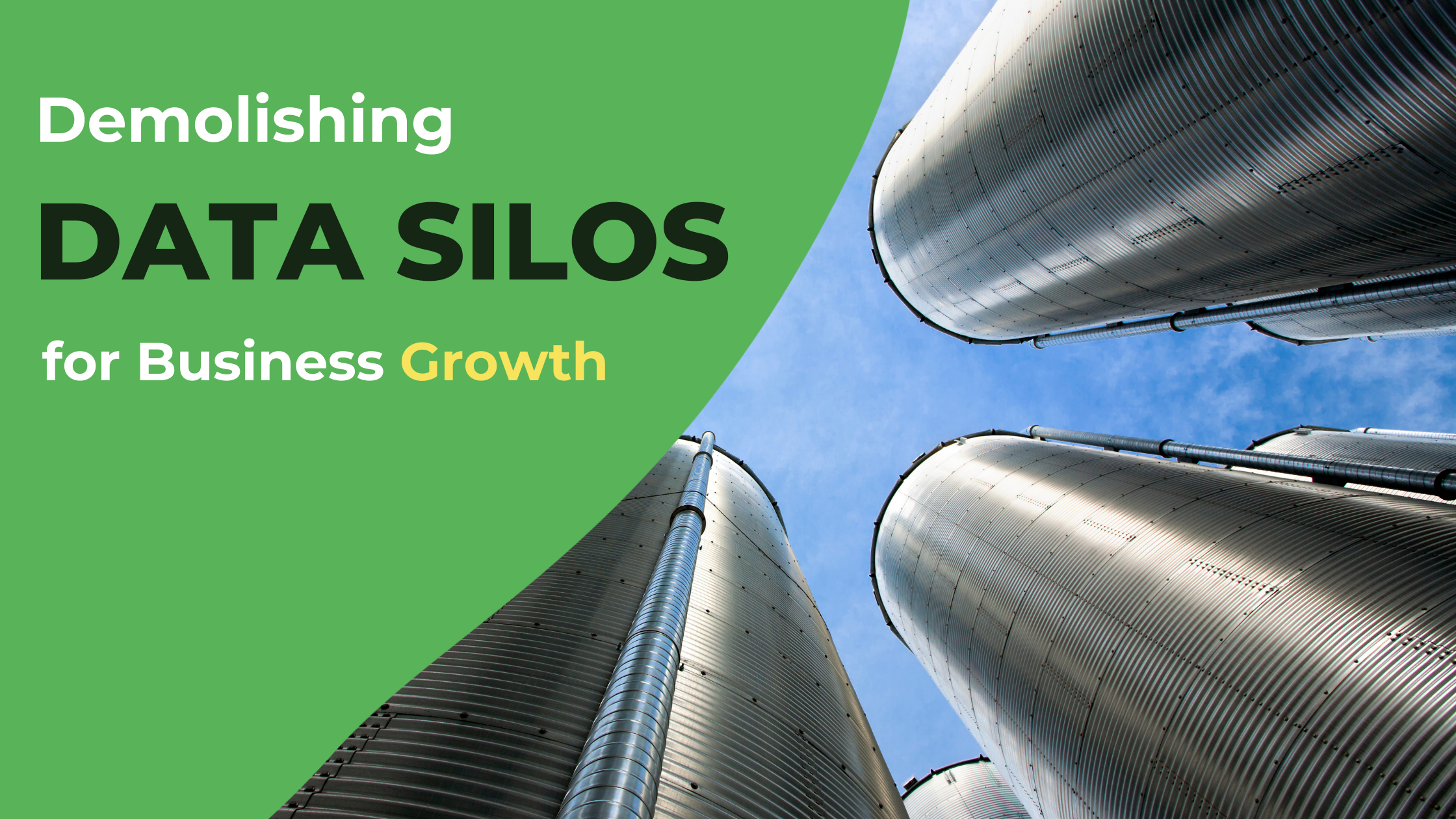 Breaking Down Data Silos to Unlock Business Growth