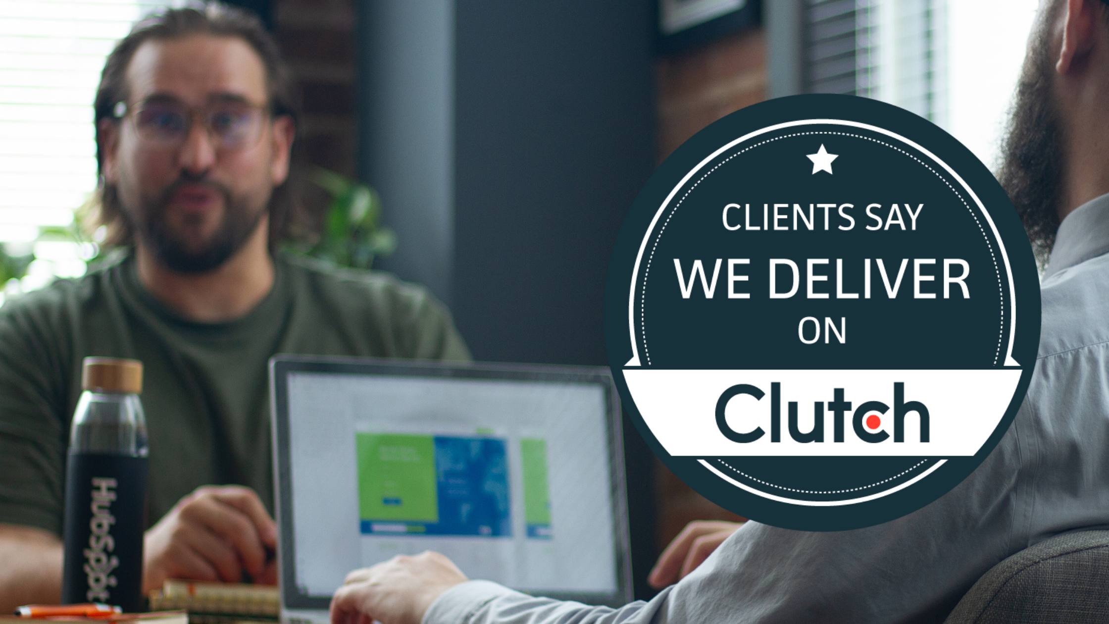 Growth Marketing Firm's First Clutch Review: Five Stars!