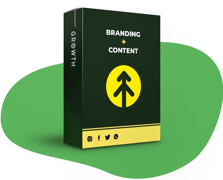 Growth Marketing Branding & Content Services
