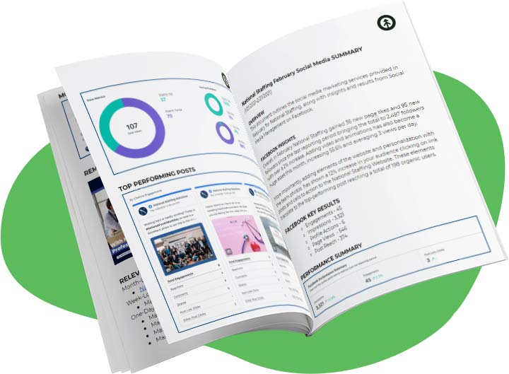 Growth Marketing Services Analytics Reporting