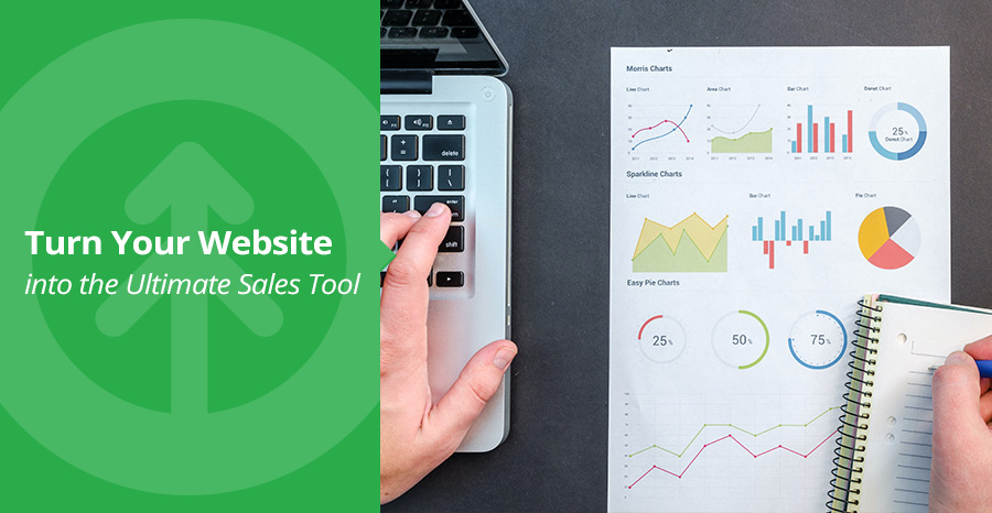 Turn Your Website into the Ultimate Sales Tool