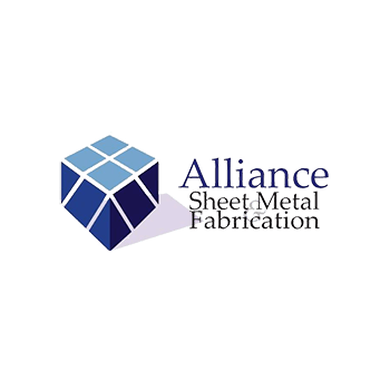 Alliance Sheet Metal Fabrication Logo