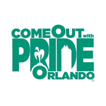 Come Out With Pride Orlando Logo