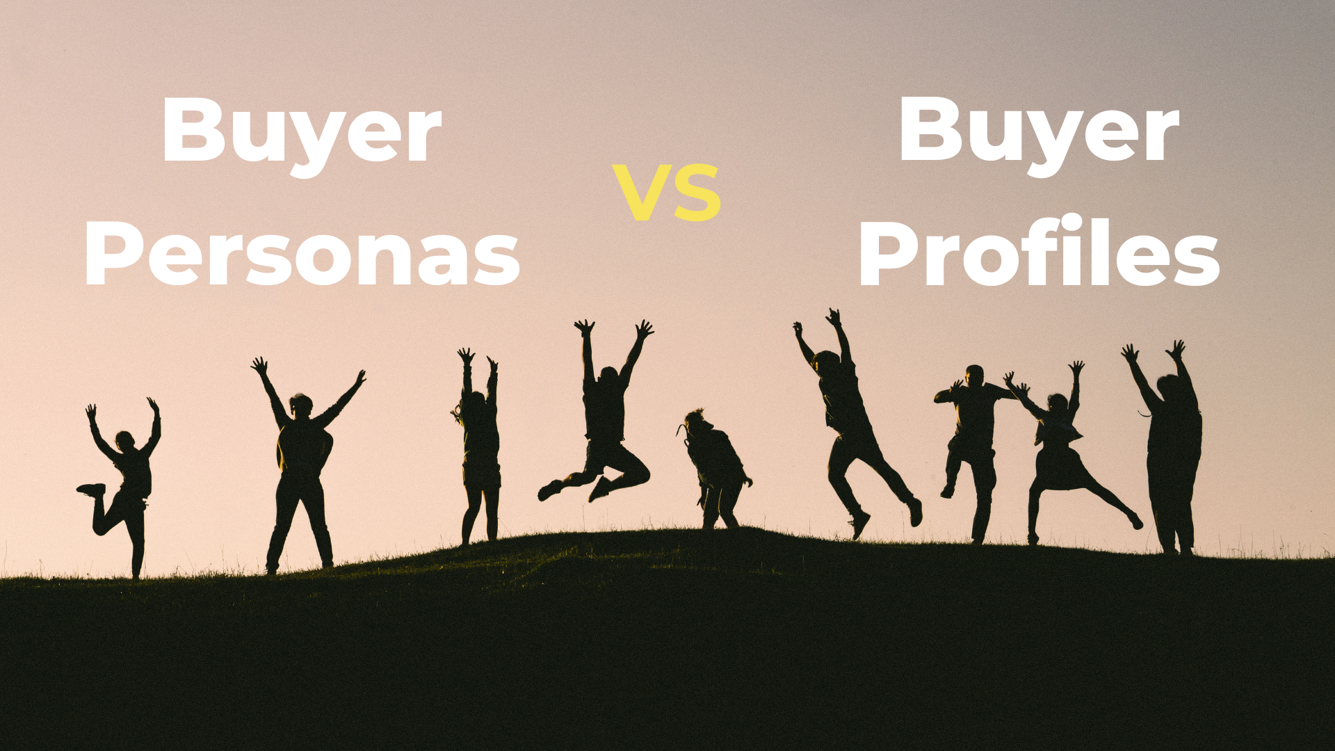 Buyer Personas Vs. Buyer Profiles : What Makes Them Different